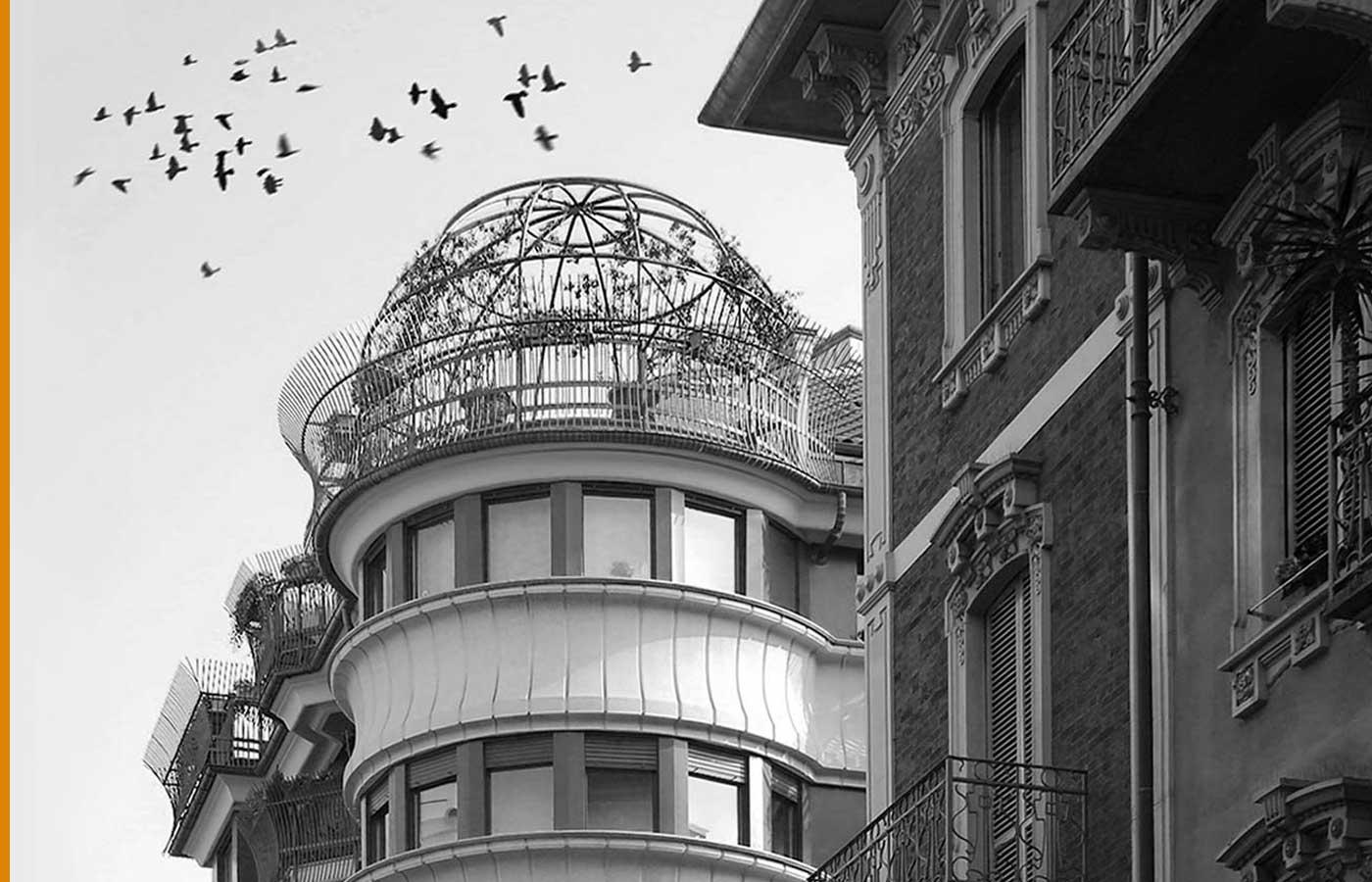 A5 studio architetti associati torino for Architetti torino