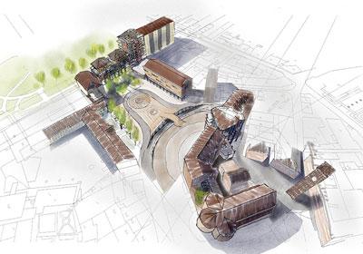 Portfolio lavori a5 studio architetti associati torino for Studio architettura interni torino