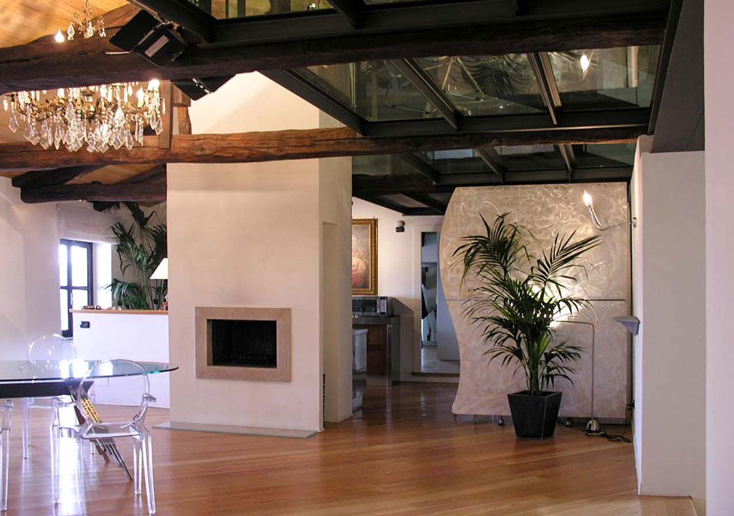 Interni torino top with interni torino cool camino with - Architetti d interni torino ...