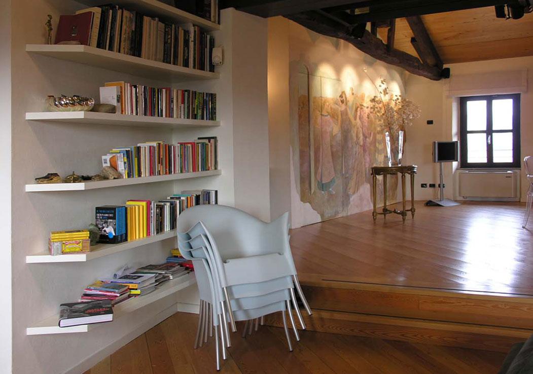 Interni palazzo tana chieri a5 studio torino for Studio architettura interni torino