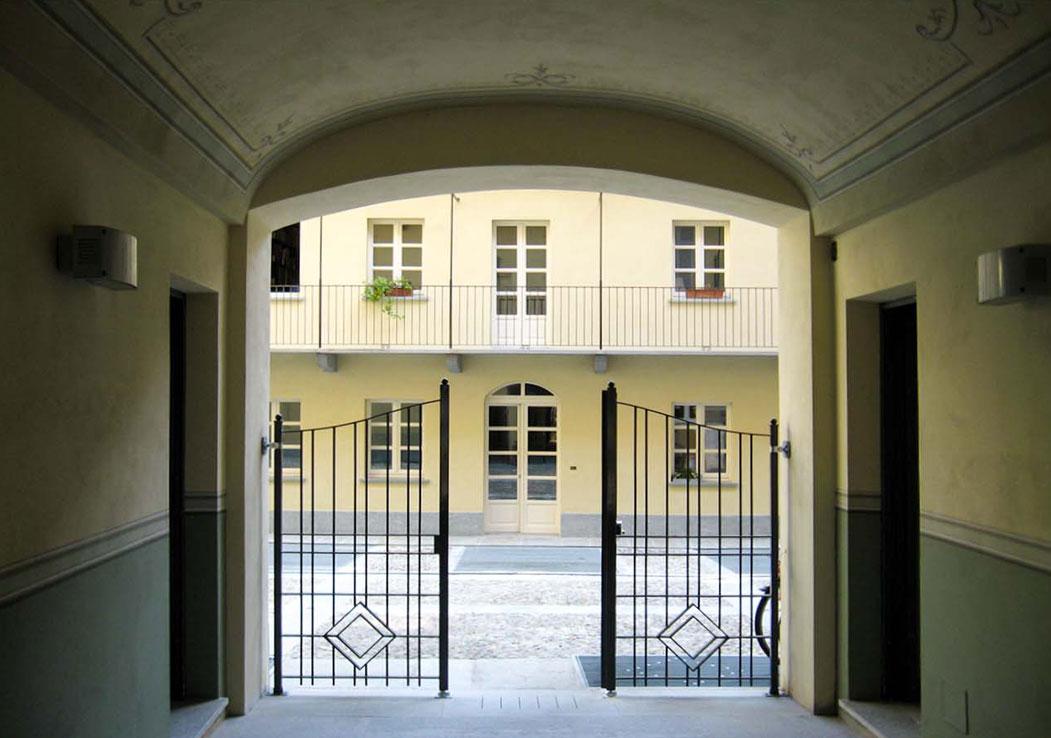 Edificio via bava a5 studio torino for Architetti torino